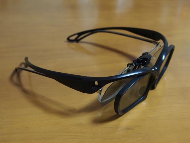 3D メガネ
