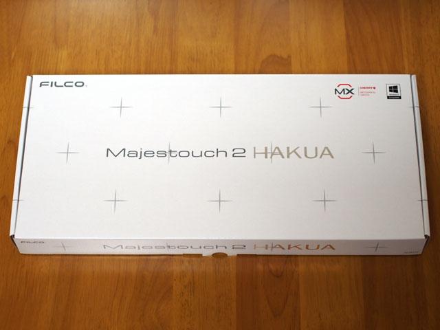 Majestouch 2 HAKUA